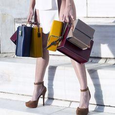 Structurae Collection Bags.  #lautem #design #handbag