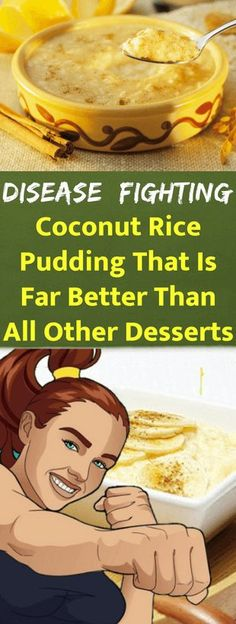 Finding a meal which is both delicious and healthy can be a challenge. Moreover, the challenge is even more demanding if you are a vegan. However, we have the answer to your dilemma, and it is an amazing twist on the usual rice pudding. The regular rice p