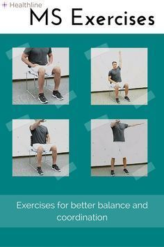 Exercise isn't as easy as it once was when living with MS. Take the right steps towards fitness and consider these stretches and exercises to increase fitness levels, balance, and coordination.