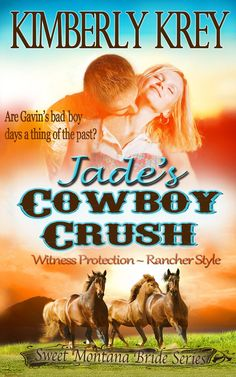 Jades Cowboy Crush by Kimberly Krey. Fiction Book Review.