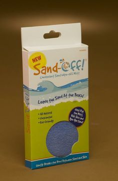 Sand-Off: An Easy Way to Clean Up After the Beach | Parenting