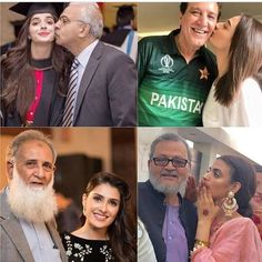 Hira Mani, Daddy Daughter, Pakistani, Baby Dolls, Outfits, Beauty, Suits, Dad Daughter, Beauty Illustration