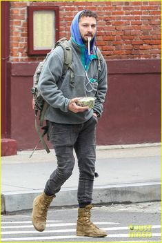 Image result for shia labeouf street style