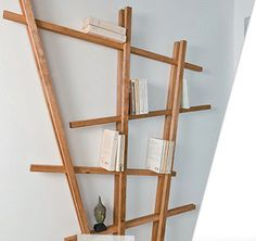 DIY - Comment fabriquer une étagère originale à partir de tasseaux ?