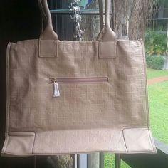 Tan And New Bag, Very Nice Size