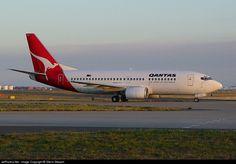 QANTAS Boeing 737-376 VH-TAI