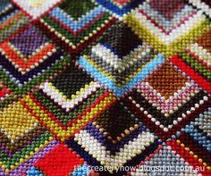 Geometrical Cross Stitch