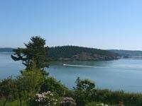 Travel Washington with your Ridgeback -  Hope Island (Skagit) State Park = Washington