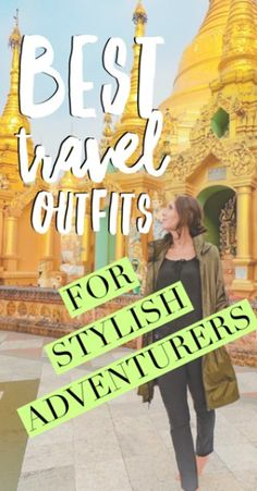 We tested the versatile & lightweight Anatomie travel clothes in Myanmar to see if they make the best travel outfits for long flights and daily adventures! If you're looking to travel in style, these are the best travel clothes for the job. Travel Advice, Travel Guides, Travel Tips, Travel Destinations, Travel Articles, Best Travel Clothes, Travel Outfits, Travel Clothing, Travel Wear