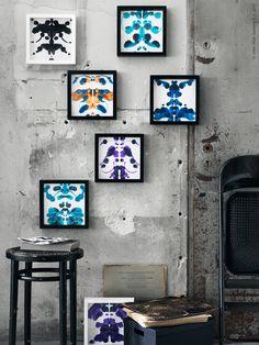 DIY – RIBBA Rorschach | IKEA Sverige - Livet Hemma | Bloglovin'
