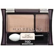 Maybelline Chic Naturals Browntones. Use this for on the go when I don't want to carry a full palette.