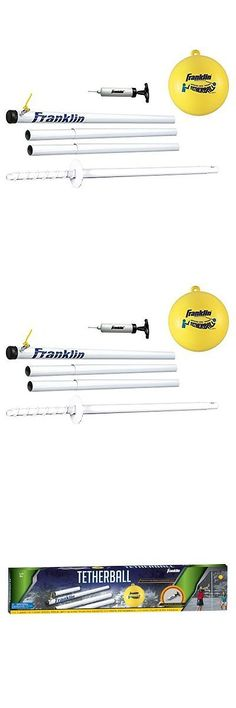 Tetherball 159080: Tetherball Franklin Sports Recreational Tetherball Set -> BUY IT NOW ONLY: $34.46 on eBay!