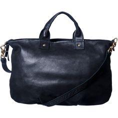 Clare V. Messenger Bag ($399) ❤ liked on Polyvore