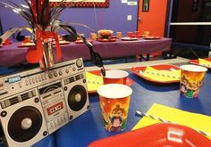Alvin and the Chipmunks Birthday Party Ideas | Photo 2 of 25 | Catch My Party