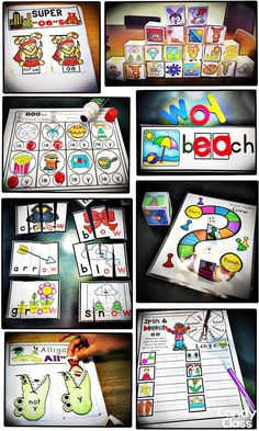 Need some inspiration and ideas for teaching vowel teams? This blog post is full of ideas. A lot of these ideas can be used for other phonics skills too!