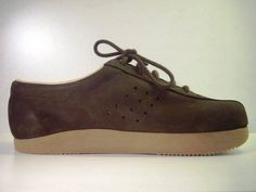 Roots shoes '70/'80.