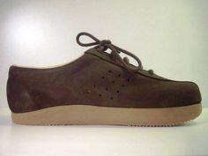 Roots shoes '70/'80.  Jeugdsentiment. Deze heb ik nog gedragen.