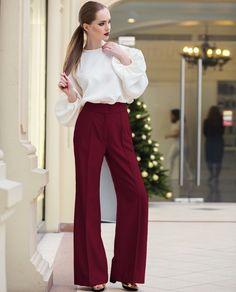 realizati din barbie - material moale, plin, fin la atingere talie inalta -subtiaza silueta pantalon cu dunga - elegant si modern