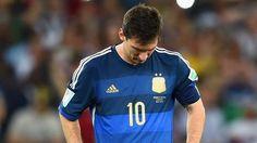 Lionel Messi deserved World Cup Golden Ball - Alejandro Sabella