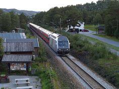 August 2014, Oslo, 18th, Train, Trains, Transportation, Teachers, Norway, Strollers