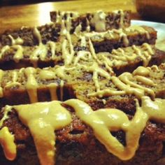 Banana Peanut Butter Chocolate Chip Protein Bread
