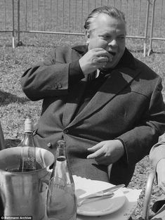 Dorion claims Orson Welles (pictured) would have ideas for film projects that were discarded for lengthy periods Orson Welles, Composers, Film Director, Classic Hollywood, Memoirs, Painters, Google Images, Bunny, Author