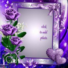 Lilac Frame