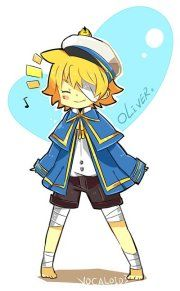 Our cute little Oliver~