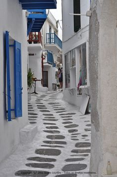 Mykonos loved it! #treasuredtravel
