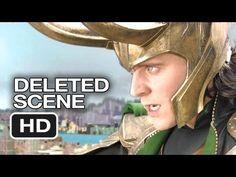 The Avengers Deleted Scene - The Other Tells Loki To Lead (2012) - Scarlett Johansson Movie HD - YouTube