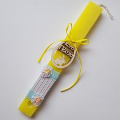 Easter Crafts For Kids, Candles, Decorated Candles, Easter, School, Easter Crafts For Toddlers, Candle Sticks, Candle