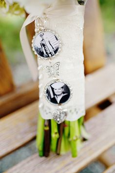 Bouquet with memory charms