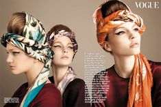 The Feminine Attitude | Kate B, Kristine Z, Franziska | Oskar Cecere #photography | Vogue Accessory Italia The Feminine Attitude | http://www.oskarcecere.com/