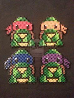 pixel bead art avengers - Google Search