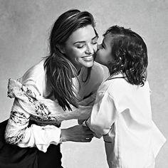 Miranda and Flynn's Sweet Vogue Photo Shoot Will Melt Your Heart