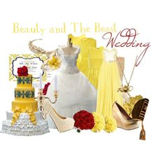 beauty and the beast wedding... I'm not sure this is good for both people!!! Isn't it making one a beast?!
