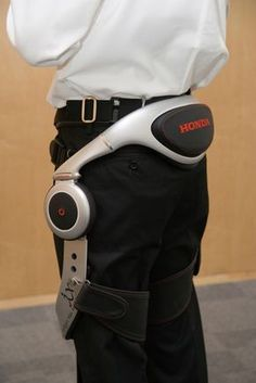 Honda Walking Assist Exoskeleton>>> See it. Believe it. Do it. Watch thousands of spinal cord injury videos at SPINALpedia.com