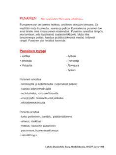 Tunnista temperamenttisi -testi – Uusi Ikaalinen Classroom Ideas, Decor, Decorating, Inredning, Interior Decorating, Deck, Dekoration, Decoration, Deco