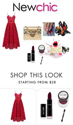 """""""new chic"""" by inspiredbyart345 ❤ liked on Polyvore featuring Chanel"""