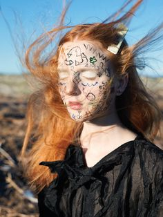 visual optimism; fashion editorials, shows, campaigns & more!: waste not, want not: madison stubbington by georges antoni for i-d australia june 2015