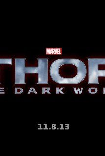 SAY WHAT?! Thor: The Dark World Poster