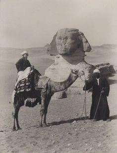 АННА ПАВЛОВА. Египет, 1920 © National Portrait Gallery, London