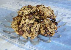 Kaura-suklaacookies