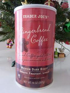 What's Good at Trader Joe's?: Trader Joe's Gingerbread Coffee