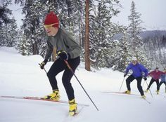 Gym Exercises for Cross-Country Skiing