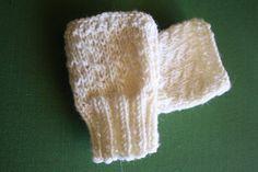 Guanti senza dita realizzati da Annalisa Zegna