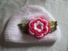 Touca Floral
