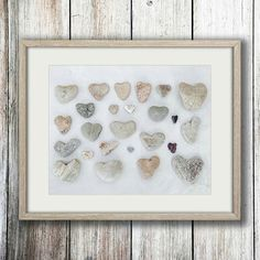 Just listed! Printable Heart Art ready to decorate your mood board!!!