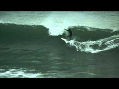 Rare footage one of Britain's South Coast gems... World class surf at Kimmeridge Bay Dorset