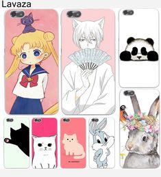 Fashion Cute Animal Panda Tiger Owl Cartoon Hard Cover Case for Huawei P6 7 P8 Lite P9 Lite Plus G7 & Honor 4C 4X 6 7